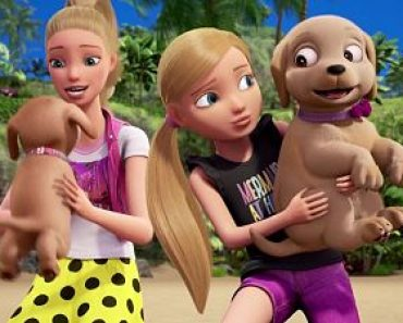 Barbie y sus hermanas en una aventura de perritos (2015)