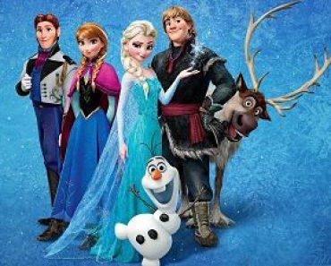Frozen Una Aventura Congelada (2013)