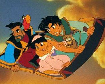 Aladdín y el rey de los ladrones (1996)