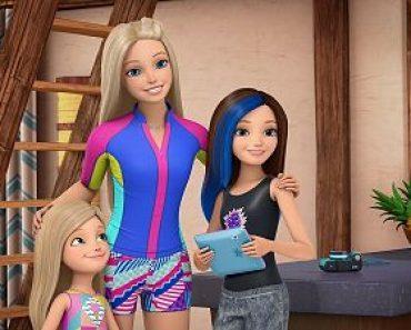 Barbie y los delfines mágicos (2017)