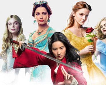 Princesas de Disney Reales