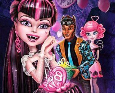 Monster High - Amor Monstruoso (2012)