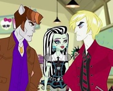 Monster High - Colmillos contra Pelo (2011)