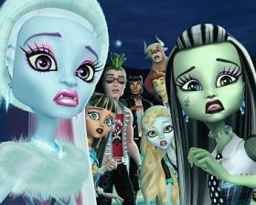 Monster High - Una Fiesta Divina de la Muerte (2012)