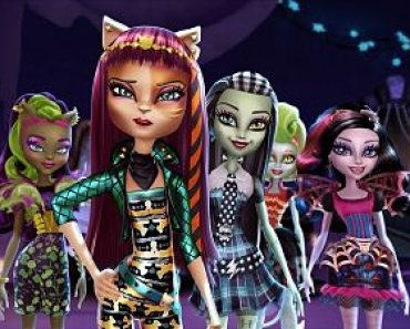 Monster High - Fusión Espeluznante (2014)
