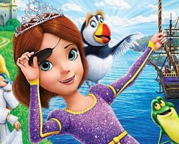 La Princesa Encantada: De pirata a princesa (2016)