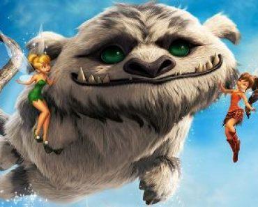Tinker Bell y la Bestia de Nunca Jamás (2015)