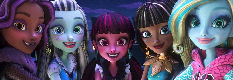 Películas de Monster High